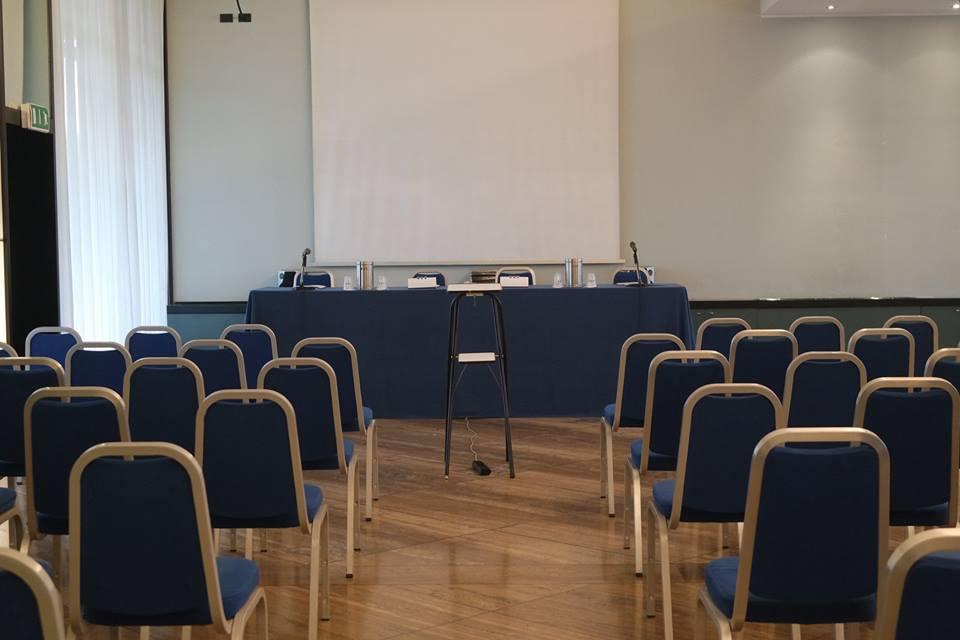 sala riunioni brixia una hotel brescia 180 persone #viaggiareapois