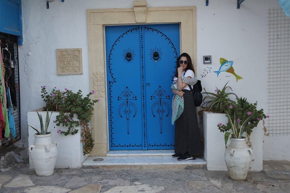 sara medina hammamet #viaggiareapois