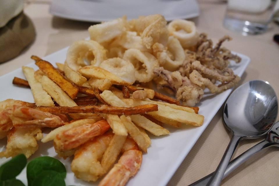 fritto misto al posto accanto grosseto #viaggiareapois