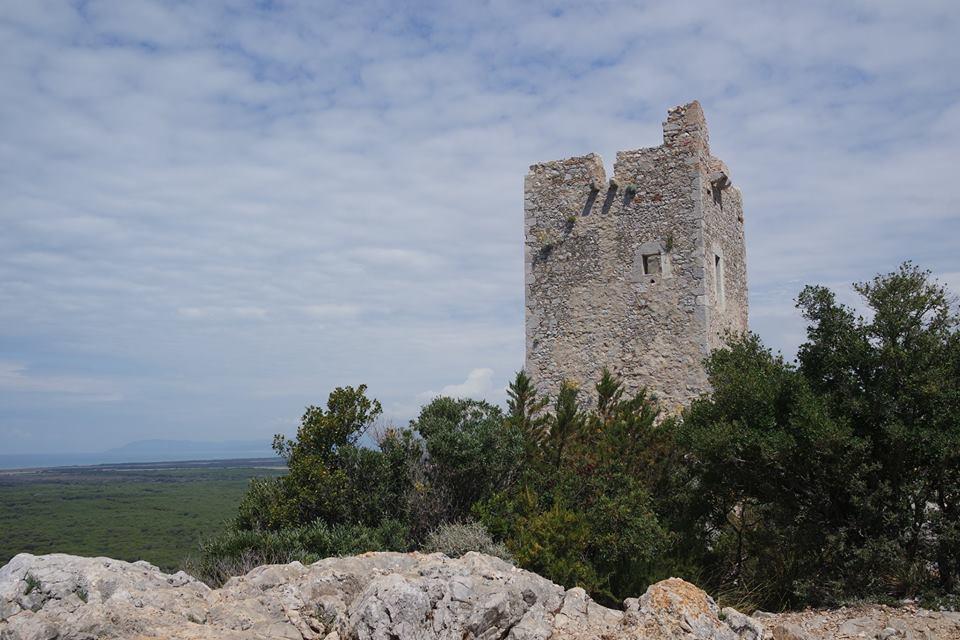 torre di castel marino parco della maremma #viaggiareapois