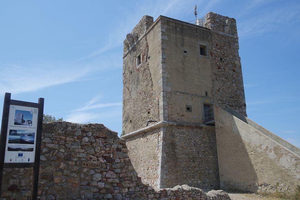 torre di collelungo #viaggiareapois