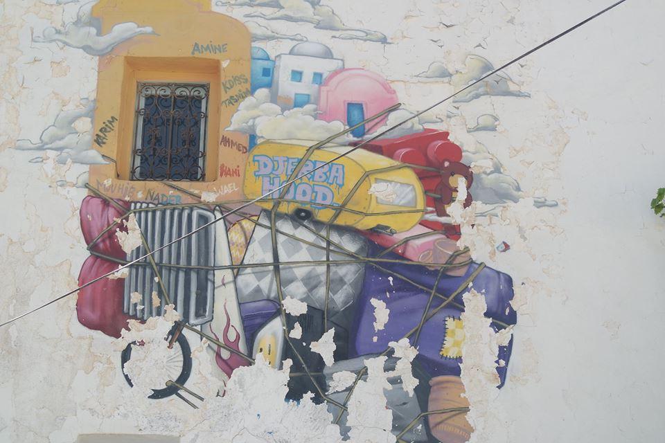 murales djerba hood #viaggiareapois