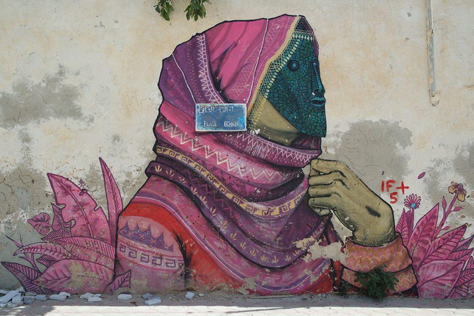 murales2 djerba hood #viaggiareapois