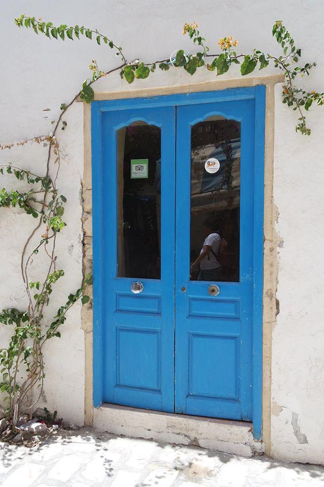 porta azzurra djerba #viaggiareapois