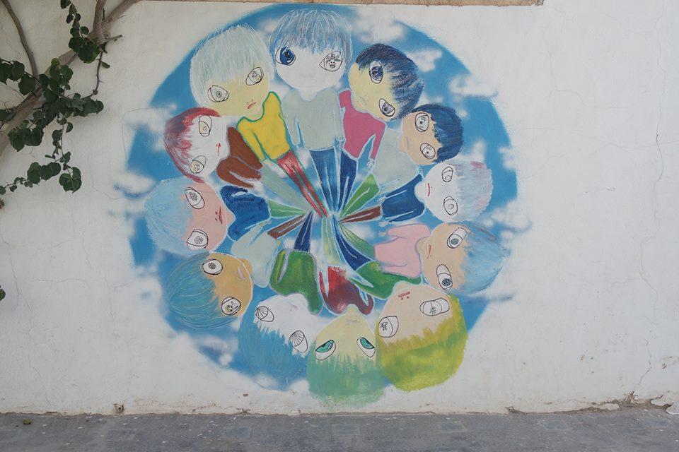 street art peace djerba hood #viaggiareapois