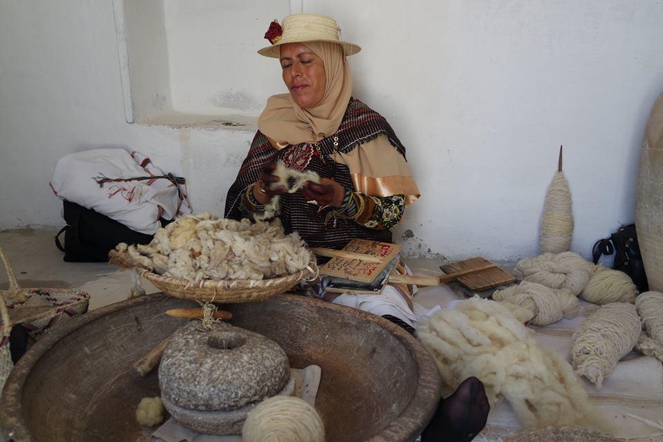 tessitura heritage djerba explora #viaggiareapois