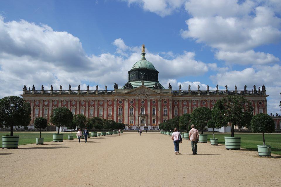 Neues Palace potsdam #viaggiareapois