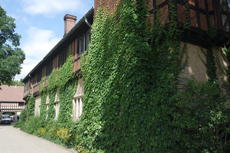Schloss Cecilienhof potsdam #viaggiareapois