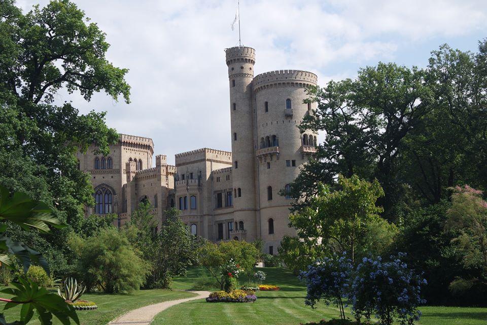 castello di bebelsberg #viaggiareapois