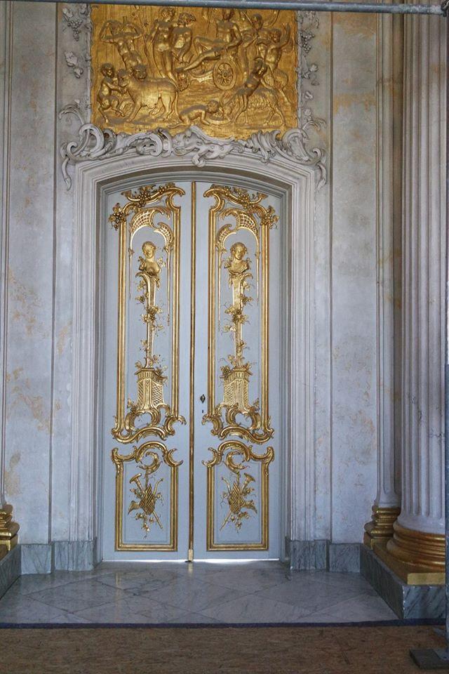 porta palazzo sanssouci #viaggiareapois