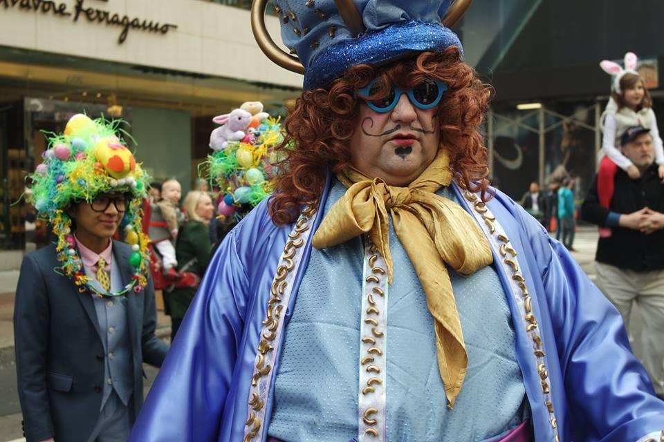 Curiosità dal Mondo: Easter Bonnet Parade, la sfilata di cappelli sulla 5th Ave a Pasqua