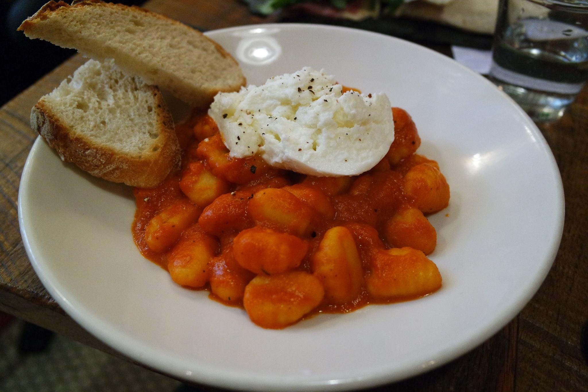 Mangiare italiano a New York: il Piccolo Cafè di Michele