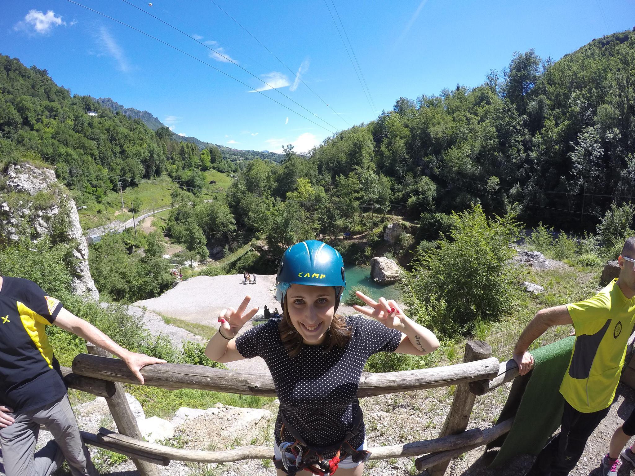 #AmazingBrescia: Una domenica di avventure al Parco delle Fucine di Casto