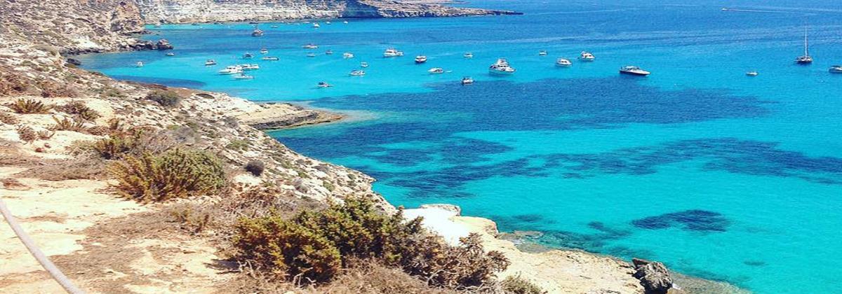 10 Spiagge da non perdere a Lampedusa